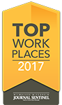 Journal Sentinel Top Workplace 2017