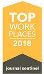 Journal Sentinel Top Workplace 2018